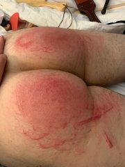 Well Spanked Young Man